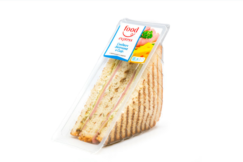 Бутерброды в индивидуальной упаковка 55